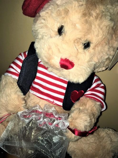 Cute Teddy Bear from my love