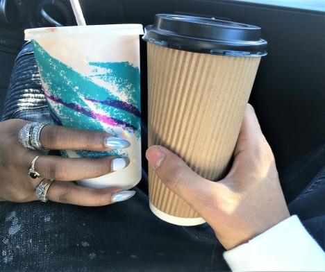 Milkshake & Hot Chocolate!