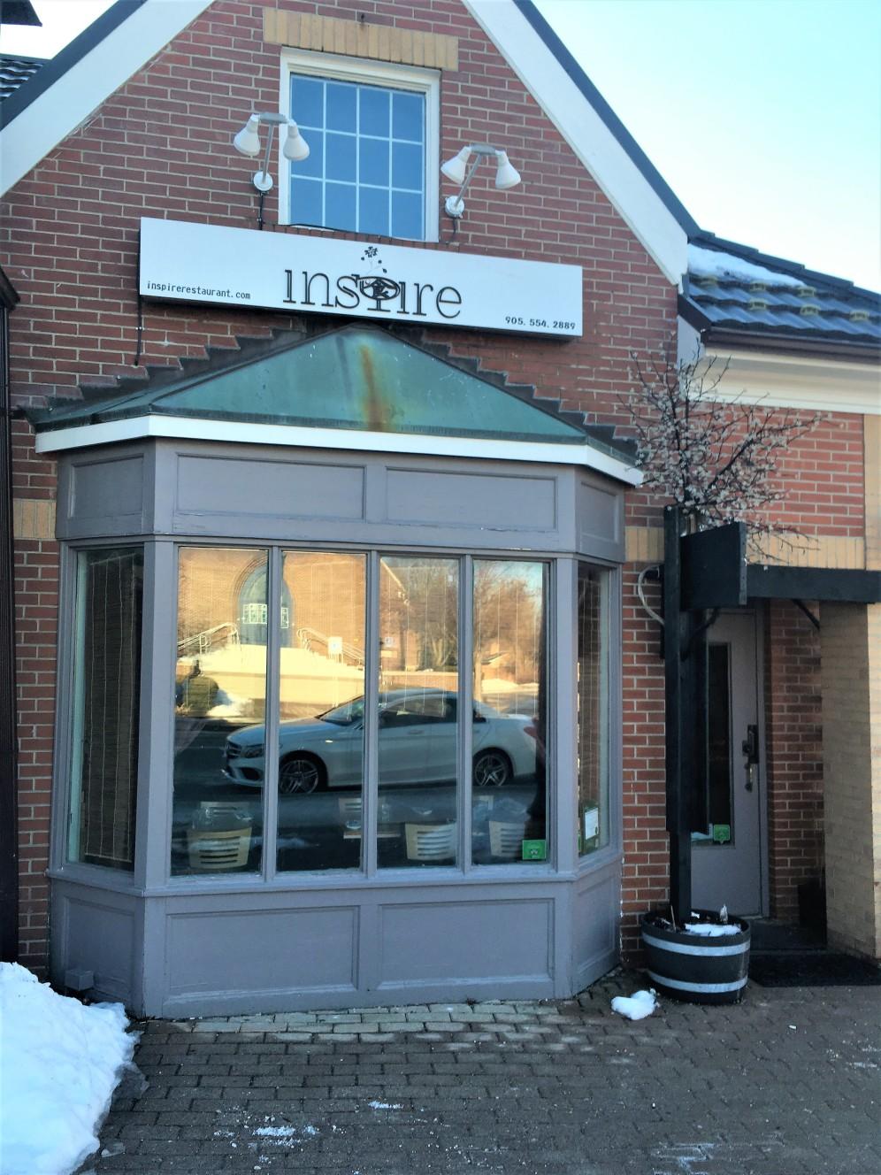 Fusion Restaurant - Went last year, nice spot