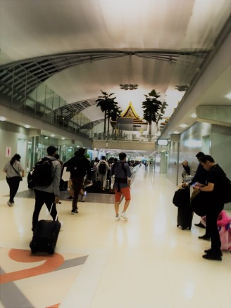 Bangkok, Thailand Airport